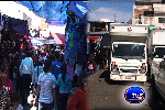 Caos en el Mercado Hidalgo