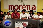 J�venes de Morena Zamora Presentan Propuesta  Alternativa